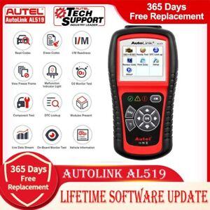 Autel Autolink AL519 Check Engine OBD2 Code Reader Scanner Car Diagnostic Tool