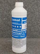 (24,20€/1l) Lomal L 55 Steinsiegel 500 ml Imprägnierung Naturstein Betonplatten