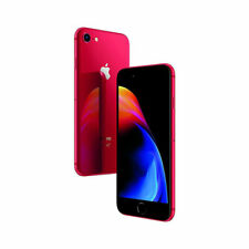 Apple iPhone 8 256GB (Unlocked - US Only) - Red Smartphone - Brand New