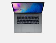 """Apple MacBook Pro A1707 15.4"""" i7 7700HQ 2.8GHz 16GB 512GB Touch Bar MPTT2LL/A ps"""