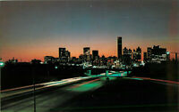 Postcard Atlanta Georgia