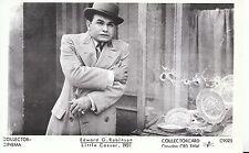 Actors Postcard - Edward G Robinson - Little Caesar 1931 - Ref B22
