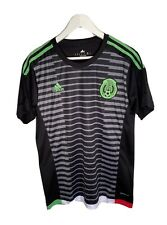 Adidas Mexico Home Soccer Jersey 2015/16 Climacool Size Mens L