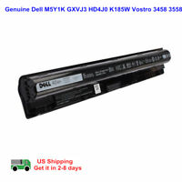 OEM Genuine M5Y1K K185W Battery DELL Inspiron 3451 3458 5551 5555 5558 40WH