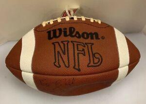 Wilson NFL Football Leather F1445 USA Made Jack Kemp Autograph New