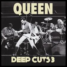 QUEEN - DEEP CUTS 3 D/Remaster CD ~ FREDDIE MERCURY~BRIAN MAY 80's / 90's *NEW*