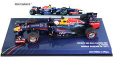 Minichamps Red Bull Rb9 Winner Bahrein GP 2013-Sebastian Vettel 1/43 Escala