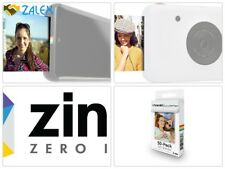 50 Pack Photo Paper Polaroid Snap Touch Instant Cameras Zip Printer Waterproof