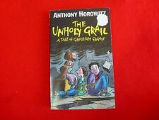 The Unholy Grail: A Tale Of Groosham Grange By Anthony Horowitz (1999)