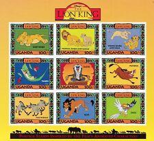 1 KLB ** DISNEY-The Lion King Walt Disney Re Leone Simba Nala Mufasa SCAR