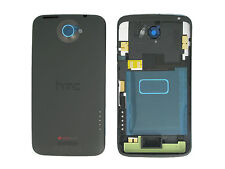 Genuine HTC One X Brown Grey Rear Chassis / Battery Cover - 74H02176-01M