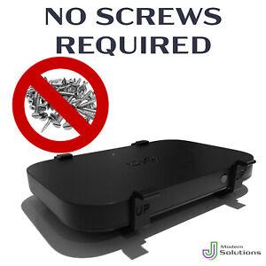 Sky Q Mini Box wall bracket, wall mount, no screws required