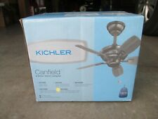 "New Kichler 30"" Blade Sweep Ceiling Fan"