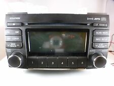 2009 09-10 Hyundai Sonata OEM CD XM MP3 Player Radio 96185-3K100