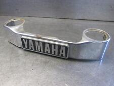 1980 Yamaha XS650 XS 650 Fork Brace Cover Badge PRT001