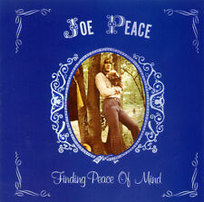 Joe Peace ‎– Finding Peace Of Mind World In Sound CD ‎– WIS-1005 Neu