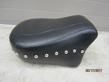 Genuine Mustang passenger pillion seat pad 6-FLR7P, '97 Harley Road King,touring