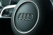 Audi TT MK2 quattro s-line 8J TTs TTRS 3.2 3,2 alu trim ring interni alluminio
