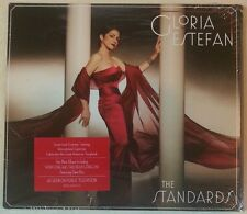 "THE STANDARDS [Digipak] by GLORIA ESTEFAN (CD, 2013-USA-Sony) BRAND NEW ""SEALED"""