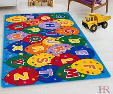 Teaching ABC Balloons Party accent Kids Educational play mat For...