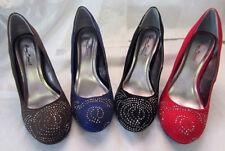 Standard (D) Width Formal Court Heels for Women