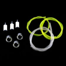 Universal Fuel line Filter Hose Tube With 3x Primer Bulb Pump For McCulloch Trim