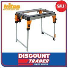 Triton Workcentre Lite - Aluminium Work Bench Bare Table TWX7LB - TWX7
