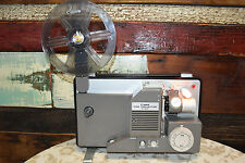 ** VTG Canon S-400 Cine Projector Film Super 8 Single 8mm Manual Variable Speed