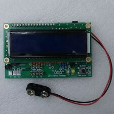 Avr Component Tester Rlc Esr Amp Semiconductors Tester Transistor Tester 111k
