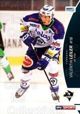 2016-17 Erste Bank Eishockey Liga EBEL #54 Valentin Leiler
