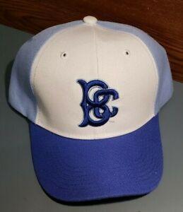 Brooklyn Cyclones Baseball Cap -- Light Blue & White -- NEW