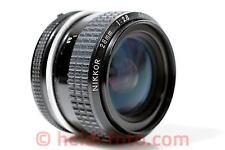 Nikon 28mm/1:2,8 non AF ser.nr.580983