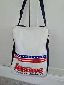 JETSAVE Luggage - Flight - Cabin Retro Vintage 1970's Flight Shoulder Bag
