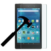 New Amazon Kindle Fire HD 8 2018 / 2017 Premium Tempered Glass Screen Protector