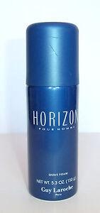 Horizon By Guy Laroche Shave Foam 5.3 oz. 150g