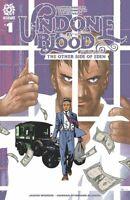 UNDONE BY BLOOD OTHER SIDE OF EDEN #1 1:15 CHARLIE ADLARD
