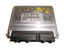 *AUDI A6 C5 2.4 1998-2001 ENGINE CONTROL UNIT ECU 4B0907552C - AJG