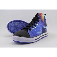 37 Scarpe sneakers nera per bambini dai 2 ai 16 anni