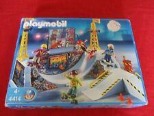 PLAYMOBIL® 4414 Skaterpark mit Halfpipe