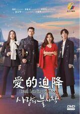 Crash Landing on You Korean Drama Dvd (English Subtitle)