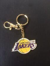 Los Angeles Lakers Keychain Team Logo Key Ring NBA