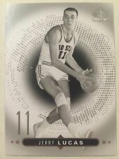 2014 - 15 SP Authentic Basketball - Ohio State - Jerry Lucas - Card #30