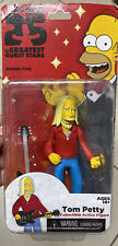 """The Simpsons 25th Anniversary 5"""" Series 5 Action Figure: Tom Petty"""