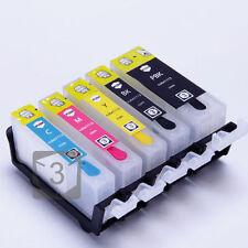 Refillable cartridges for Canon PGI-525 CLI-526 MX880 MX885 MX895 MG5150 MG5250