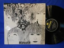 THE BEATLES REVOLVER MONO ORIG UK 605-2/606-3 EXC
