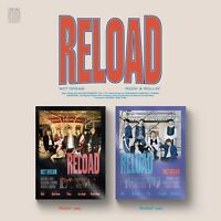 NCT DREAM RELOAD 4TH MINI ALBUM (Random Version) SEALED