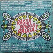 1 x 12'' Ragga Ragga Ragga #1 (GREENSLEEVES)