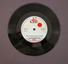 "SG 7"" 45 rpm 1976 RANDY EDELMAN - THE UPTOWN, UPTEMPO WOMAN / FAREWELL FAIRBANKS"