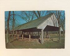 Batsto, N.J. - Historic Site Postcard. No stamp, no writing. c. 1972