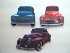 3D - U Pick - VH4 Vintage Cars Trucks Scrapbook Card Embellishment